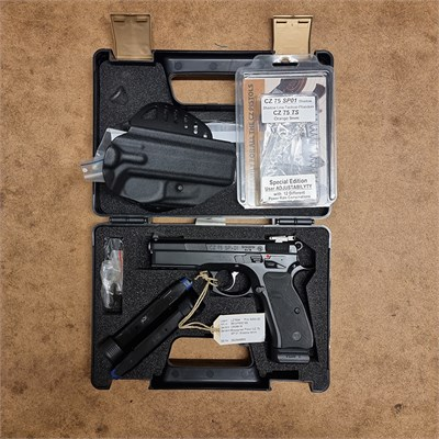 Begagnad Pistol CZ 75 SP-01 Shadow 9mm