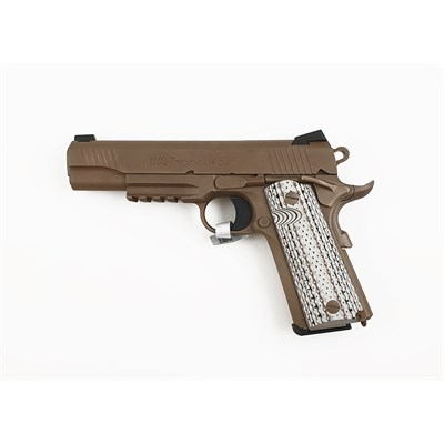Pistol Colt M45 Government Model, .45 ACP, Zink Brown