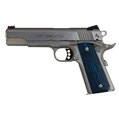 Pistol Colt Competition, 9mm, rostfri