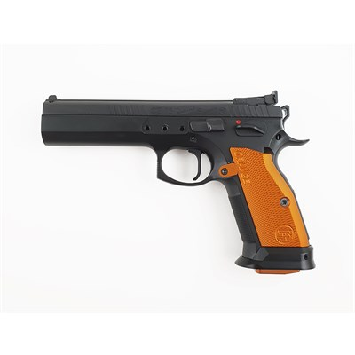 Pistol CZ 75 Tactical Sports Orange, A-vapentryck, 9 mm