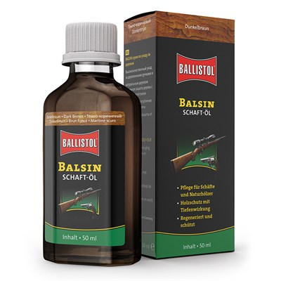 Balsin stockolja 50 ml - mörk