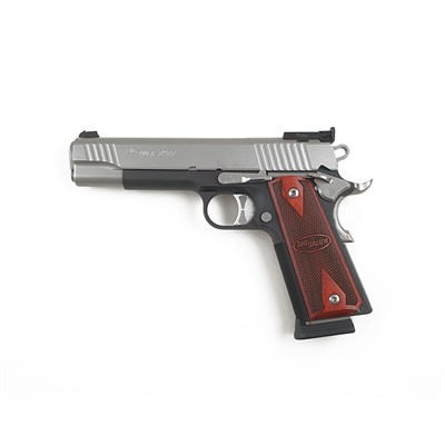 Pistol Sig Sauer 1911 Traditional Match Elite .45, Two Tone