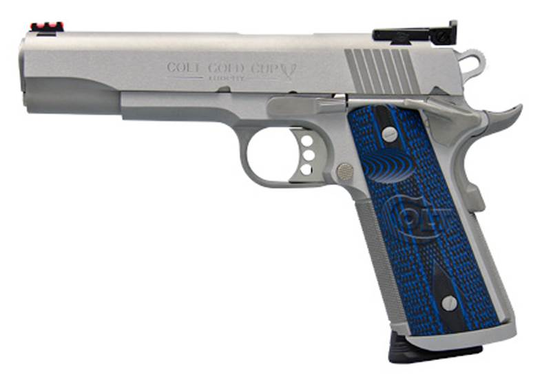 Pistol Colt Gold Cup Trophy, 9mm, rostfri