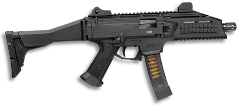 Pistol CZ Scorpion EVO3 S1, 9 mm