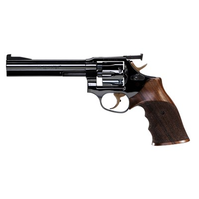 "Revolver Manurhin MR 32 Match 6"" DA .32"