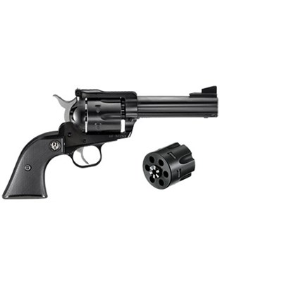 "Revolver Ruger New Model Blackhawk .357M  4 5/8"" Blånerad"