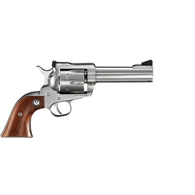"Revolver Ruger New Model Blackhawk .357 Magnum 4 5/8"" Rostfri"