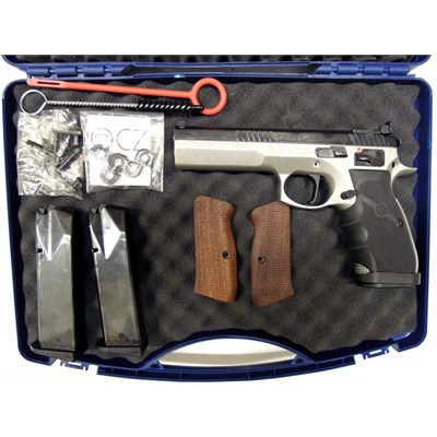 Begagnad pistol CZ 75 Tactical Sports, .40 S&W