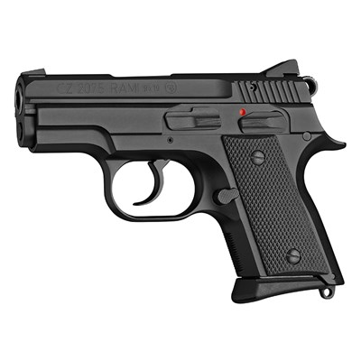 Pistol CZ 2075 RAMI, manual safety, 9x19