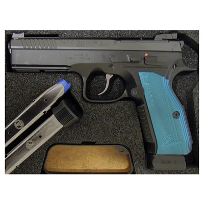 Pistol CZ Shadow 2 OR(Optic Ready), 9 mm