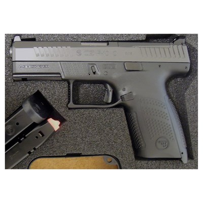 Pistol CZ P-10 C OR (Optic Ready), 9 mm