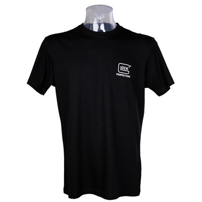T-Shirt GLOCK Engeneering men short sleeve black M