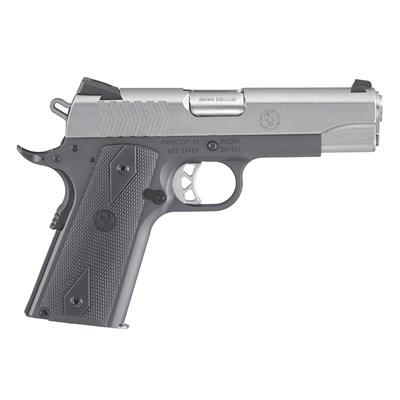 Pistol Ruger SR1911 Lightweight Commanderstyle 9 mm