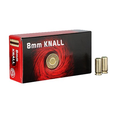 Knallpatron Geco 8 mm PA, 50-ask